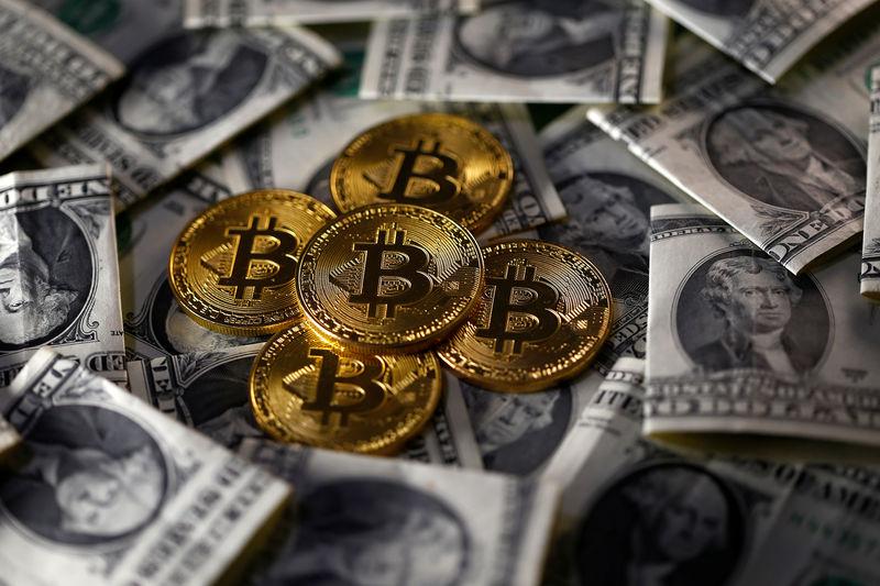 © Reuters. Bitcoin abandonne 17% dans une tendance négative