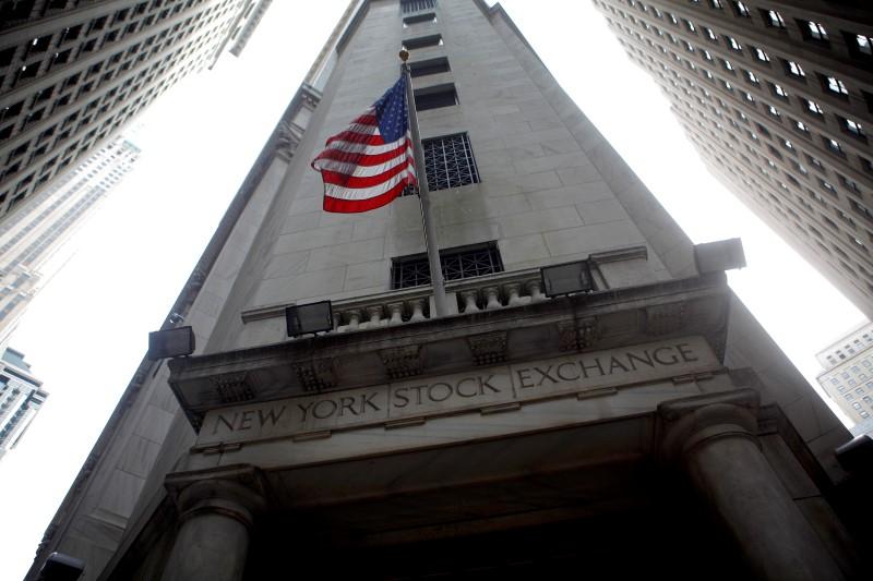 © Reuters. États-Unis: Les marchés actions finissent en ordre dispersé; l'indice Dow Jones Industrial Average recule de 0,31%