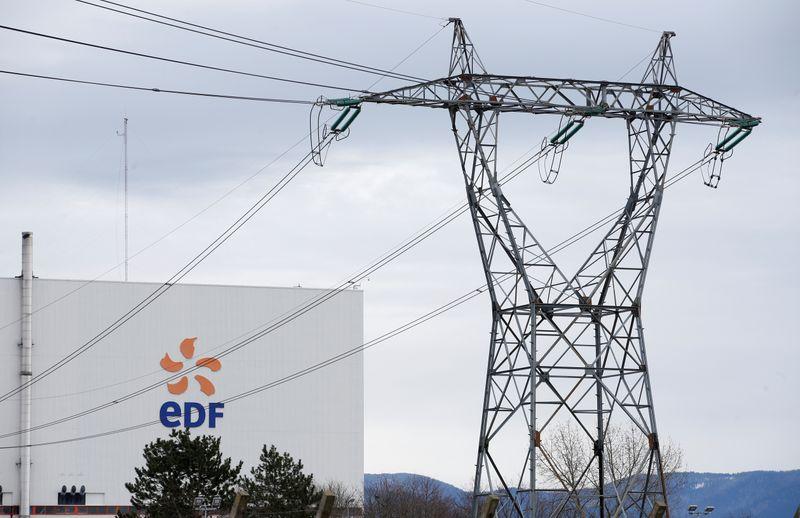 © Reuters. EDF: LA JUSTICE VALIDE LA SUSPENSION DU CONTRAT D'ARENH DE TOTAL