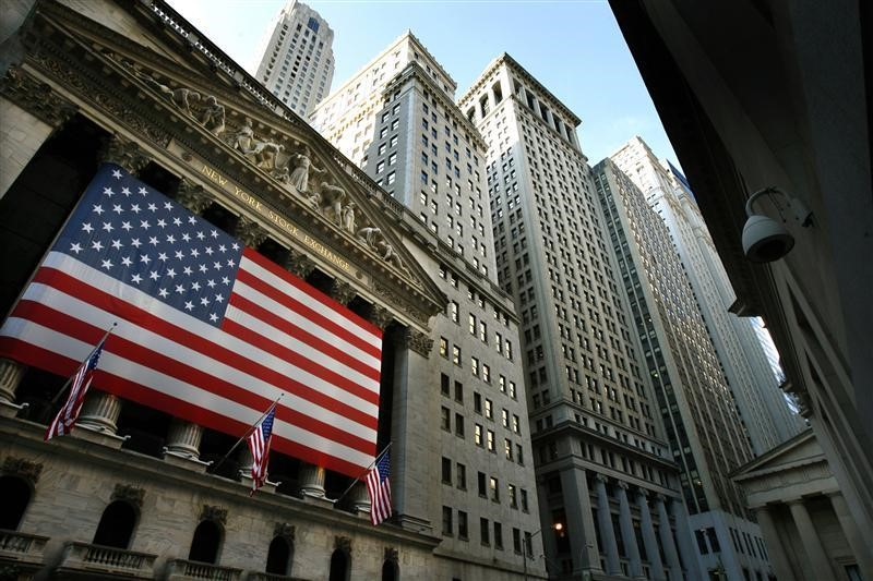 © Reuters. États-Unis: Les marchés actions finissent en ordre dispersé; l'indice Dow Jones Industrial Average recule de 0,04%