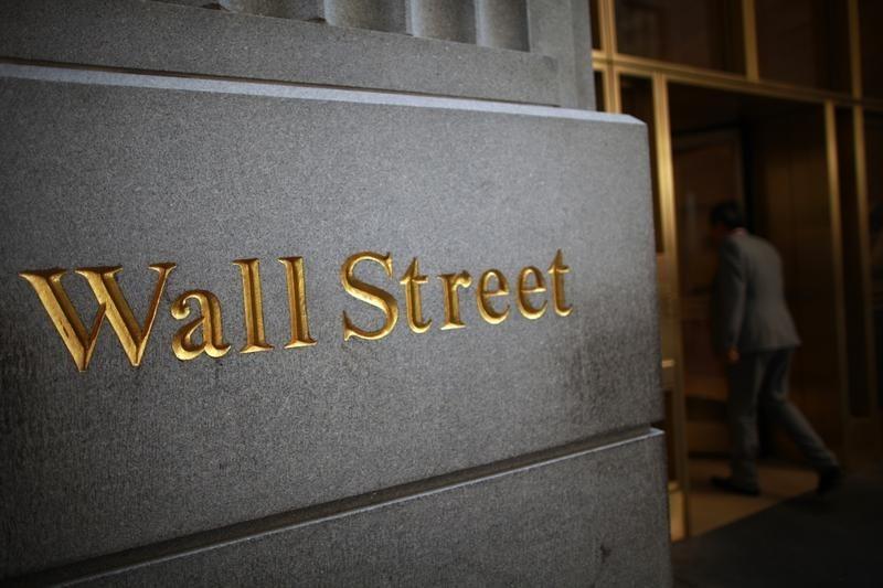 © Reuters. États-Unis: Les marchés actions finissent en baisse; l'indice Dow Jones Industrial Average recule de 0,58%