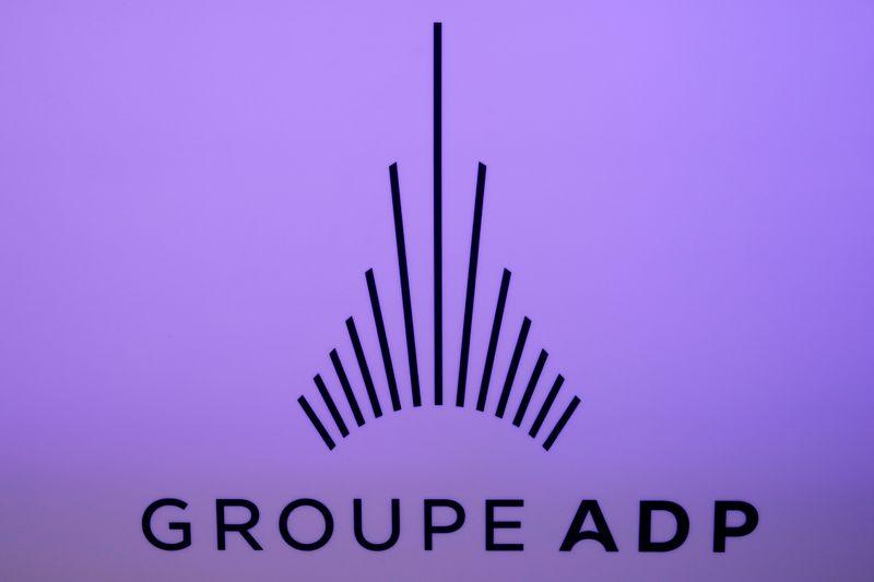 © Reuters. ADP À SUIVRE À LA BOURSE DE PARIS