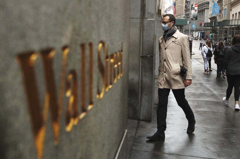 © Reuters. WALL STREET OUVRE EN HAUSSE