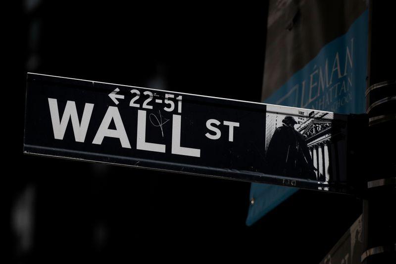 © Reuters. LA BOURSE DE NEW YORK TERMINE EN BAISSE