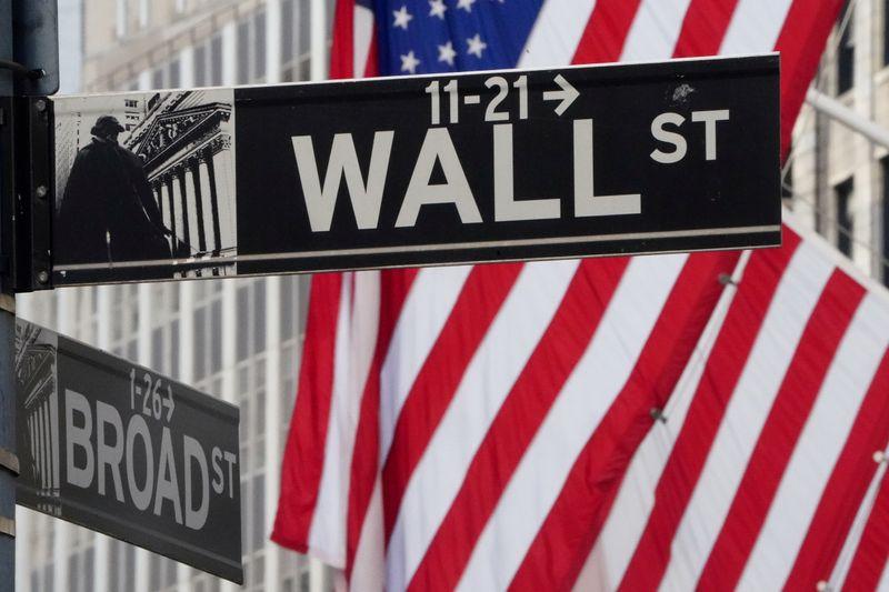 © Reuters. LA BOURSE DE NEW YORK FINIT SUR UNE NOTE MITIGÉE