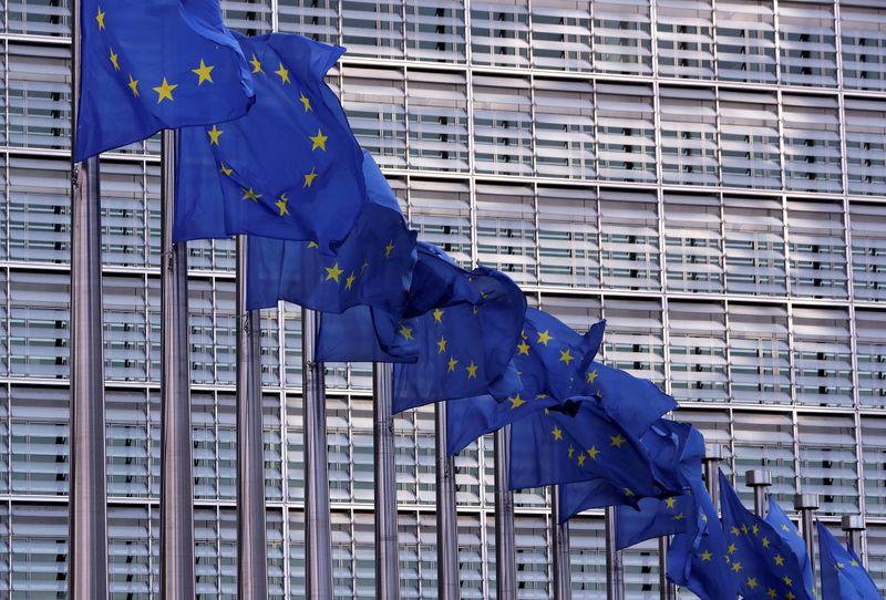 © Reuters. CORONAVIRUS: L'UE REPORTE SA DÉCISION SUR SES FRONTIÈRES