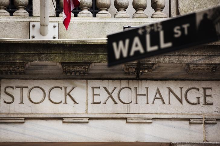 © Reuters.  États-Unis: Les marchés actions finissent en baisse; l'indice Dow Jones Industrial Average recule de 0,28%