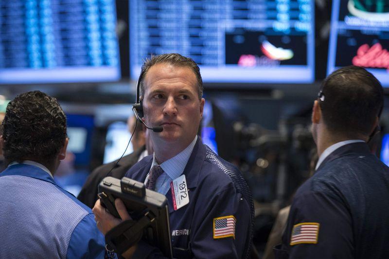 © Reuters. États-Unis: Les marchés actions finissent en ordre dispersé; l'indice Dow Jones Industrial Average recule de 0,15%