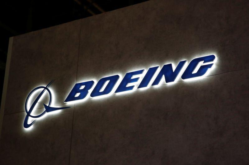 © Reuters. UN PREMIER VOL DE CERTIFICATION POUR LE 737 MAX CE LUNDI