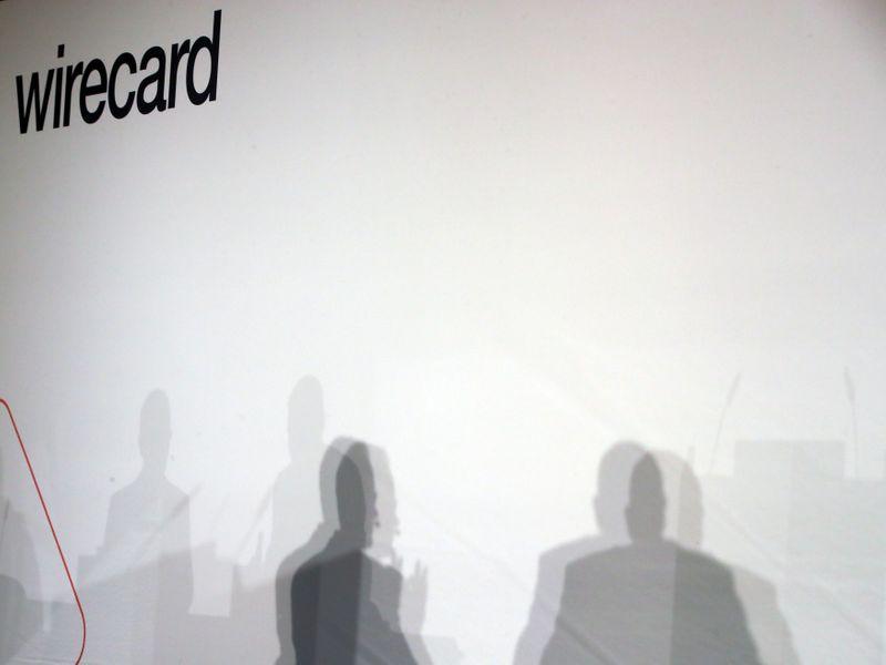 © Reuters. WIRECARD DEMANDE L'OUVERTURE D'UNE PROCÉDURE DE DÉPÔT DE BILAN