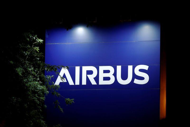 © Reuters. OMC: CONCESSIONS D'AIRBUS POUR TENTER DE SOLDER LE LITIGE AVEC BOEING