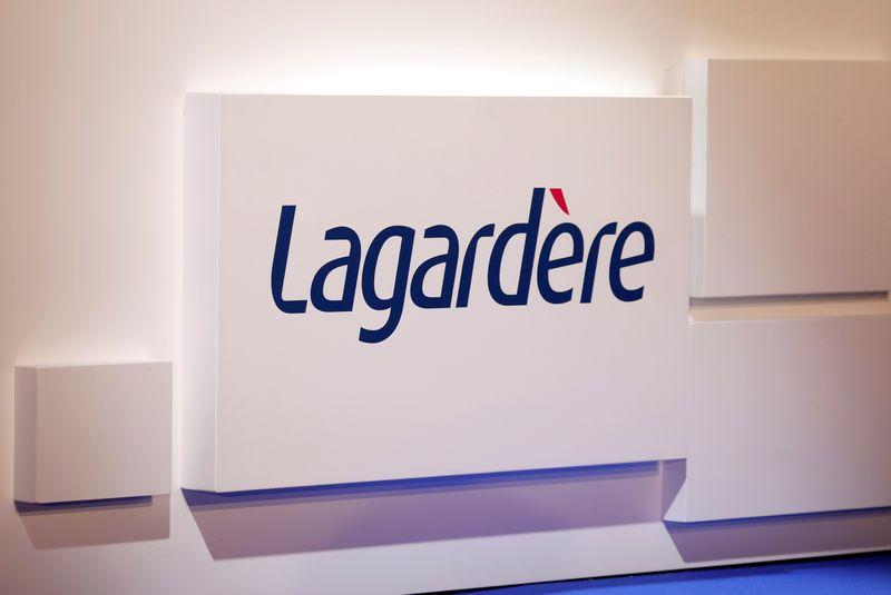 © Reuters. LAGARDÈRE À SUIVRE À PARIS