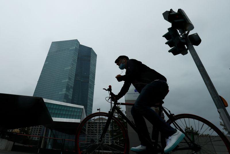 © Reuters. LA BCE VEUT GARDER