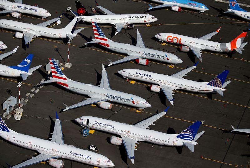 © Reuters. L'OMC DEVRAIT AUTORISER L'UE À IMPOSER DES TAXES DANS L'AFFAIRE BOEING-AIRBUS