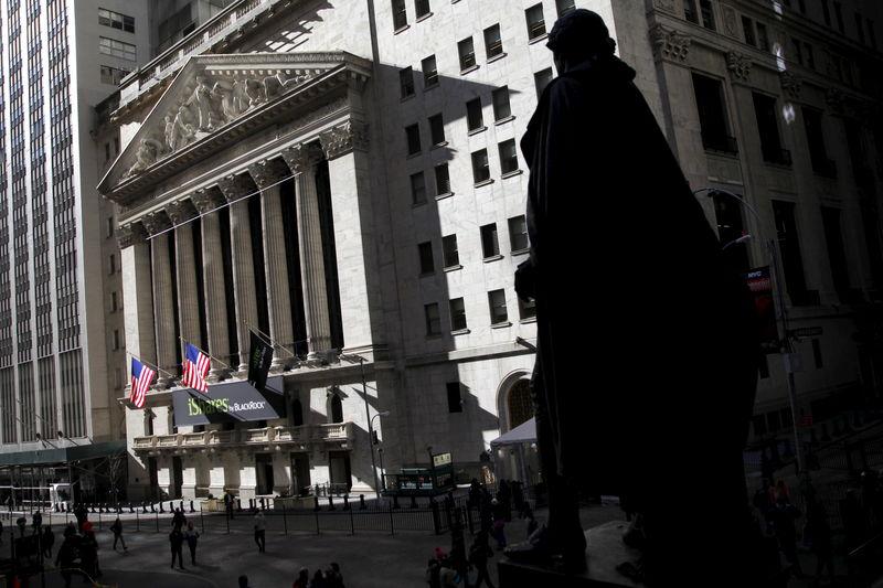 © Reuters. États-Unis: Les marchés actions finissent en ordre dispersé; l'indice Dow Jones Industrial Average gagne 0,39%