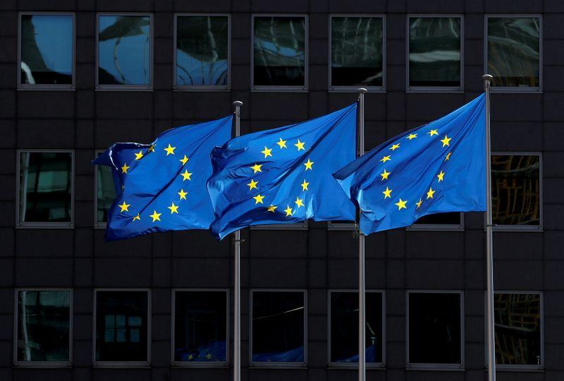 © Reuters. LA HONGRIE ET LA POLOGNE BLOQUENT LE PROJET DE BUDGET EUROPÉEN