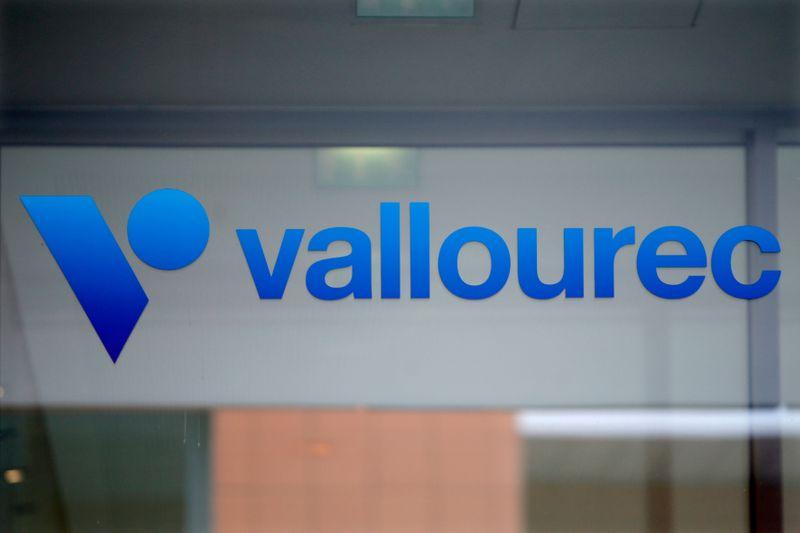 © Reuters. VALLOUREC CREUSE SES PERTES, PRÉVOIT 1.050 SUPPRESSIONS DE POSTES