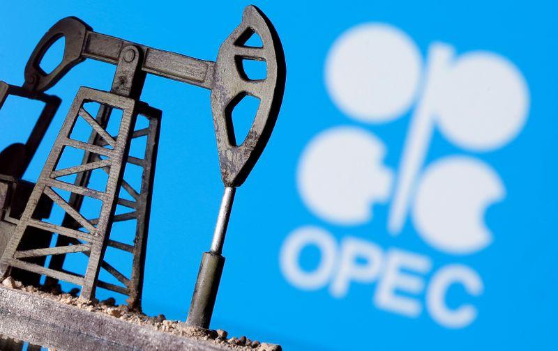 © Reuters. L'OPEP+ SE RAPPROCHE D'UN COMPROMIS SUR SA PRODUCTION PÉTROLIÈRE, SELON DES SOURCES