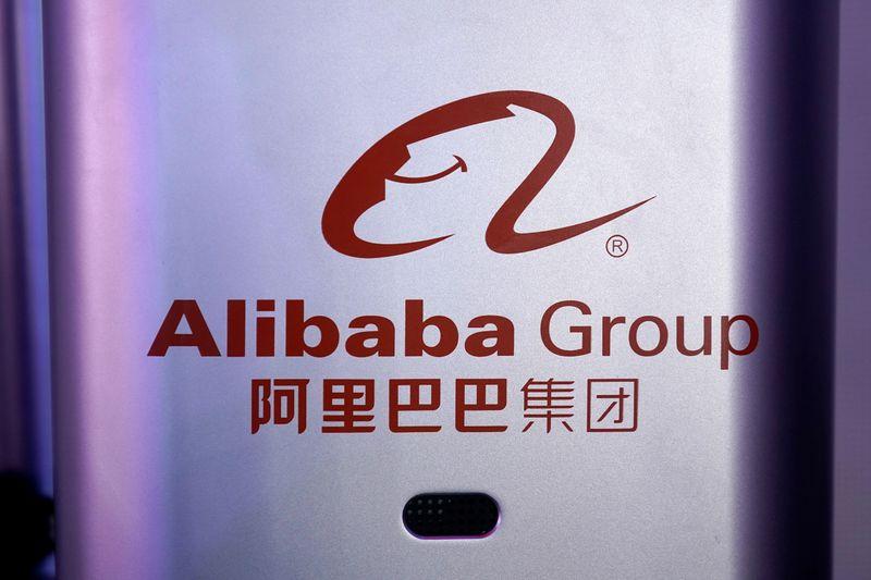 © Reuters. LA CHINE INFLIGE UNE AMENDE À ALIBABA ET TENCENT POUR NON-RESPECT DE LA LÉGISLATION ANTI-TRUST