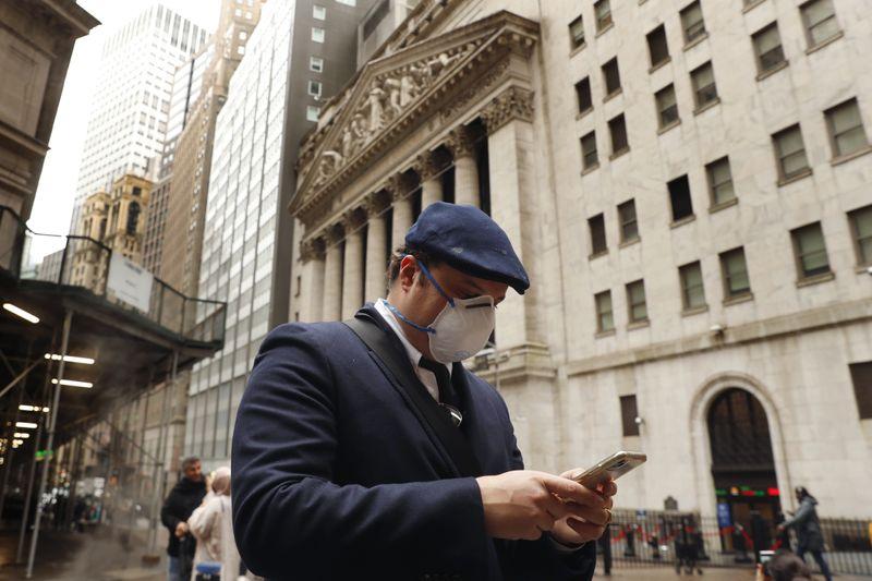 ©  Reuters États-Unis: Les marchés actions finissent en ordre dispersé; l'indice Dow Jones Industrial Average recule de 0,04%