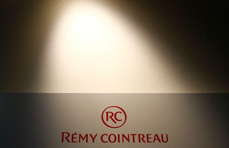 © Reuters. RÉMY COINTREAU: REBOND DES VENTES AU 3E TRIMESTRE, OBJECTIFS ANNUELS CONFIRMÉS