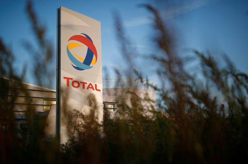 © Reuters. TOTAL ACQUIERT UNE PARTICIPATION DE 20% DANS ADANI GREEN ENERGY LIMITED