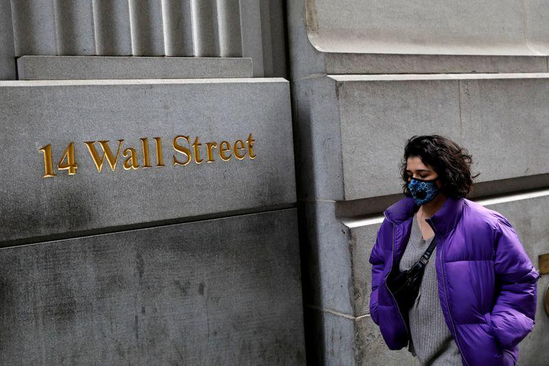 Wall Street à nouveau en baisse malgré le rebond des