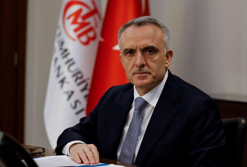 Erdogan change encore le gouverneur de la Banque de Turquie