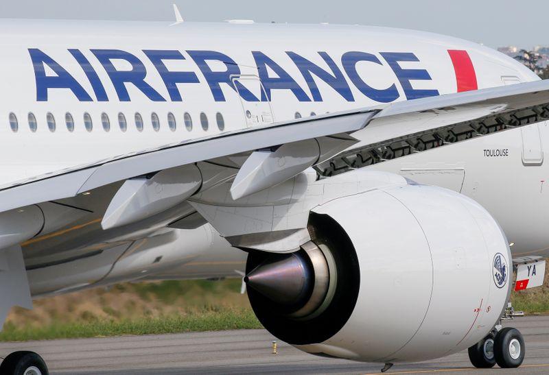 Paris et Bruxelles proches d'un accord sur Air France