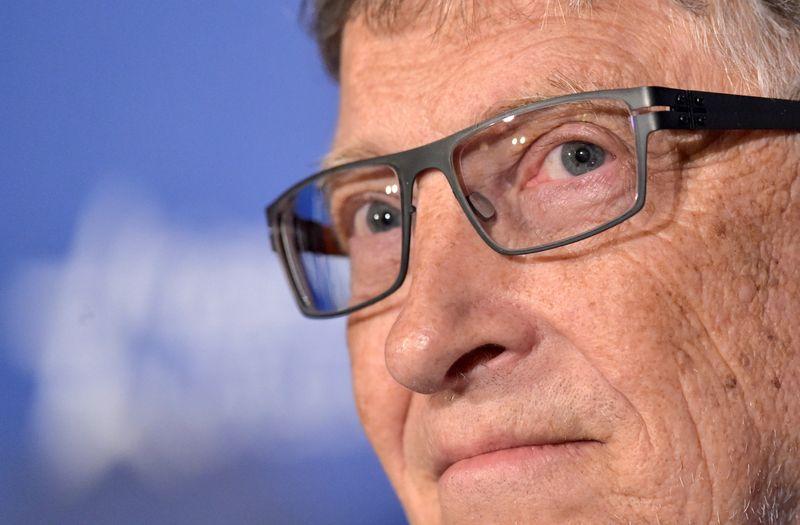 Microsoft a enquêté sur une tentative de liaison présumée de Bill Gates avec une employée