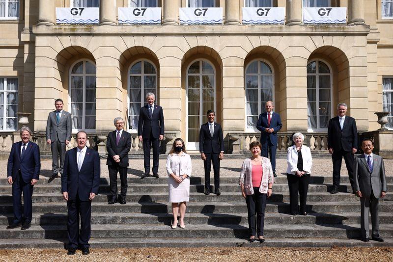 Accord historique au G7 sur la taxation des multinationales