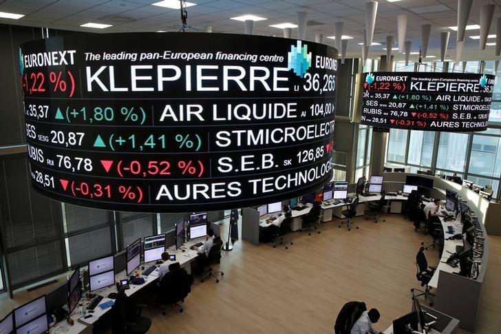 CAC 40: Palmarès des Actions de la Bourse de Paris de cette semaine