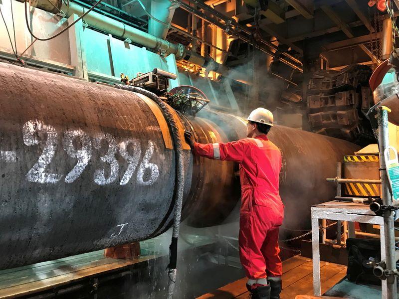 Nord Stream 2: Berlin sanctionnera Moscou en cas d'abus, dit Washington