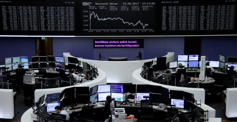 Hausse en vue pour les actions avant la BCE