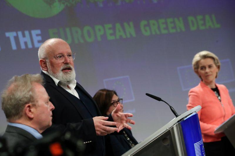L'UE lance un vaste plan contre le dérèglement climatique