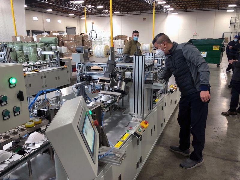 USA: L'indice ISM manufacturier au plus bas depuis janvier