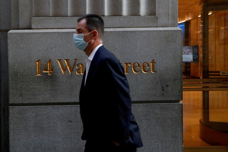 Wall Street finit en hausse, portée par les résultats