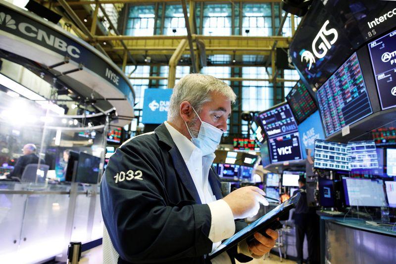 Wall Street finit en ordre dispersé après le communiqué de la Fed