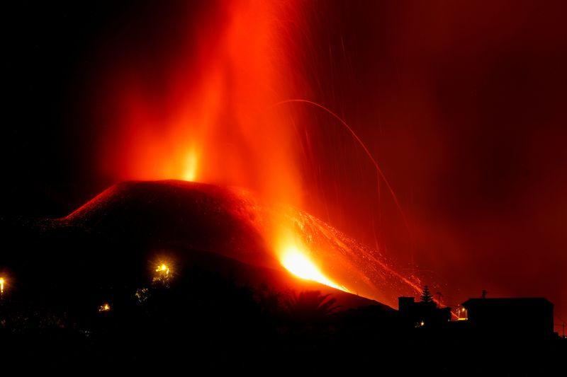 L'éruption du volcan de La Palma s'intensifie