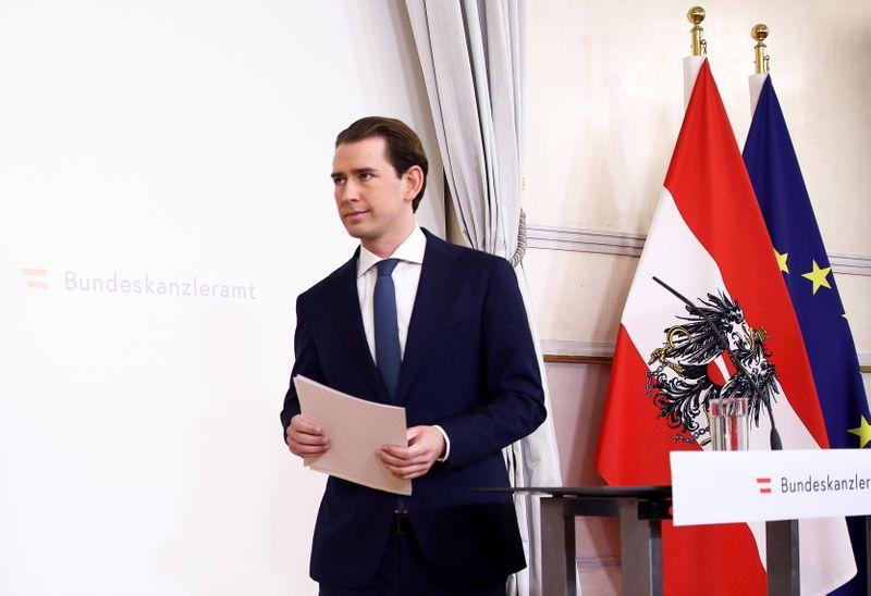 Autriche: Démission du chancelier Kurz, visé par une enquête pour corruption