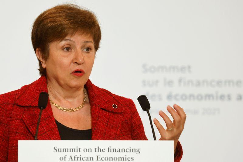 La France pas convaincue par les accusations contre la directrice du FMI, selon une source