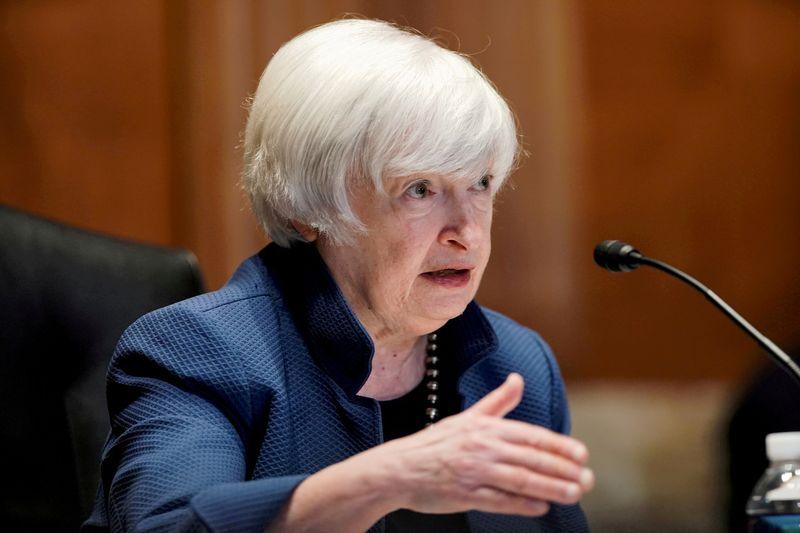 Etats-Unis: Yellen confiante sur un accord sur la dette au Congrès le 3 décembre