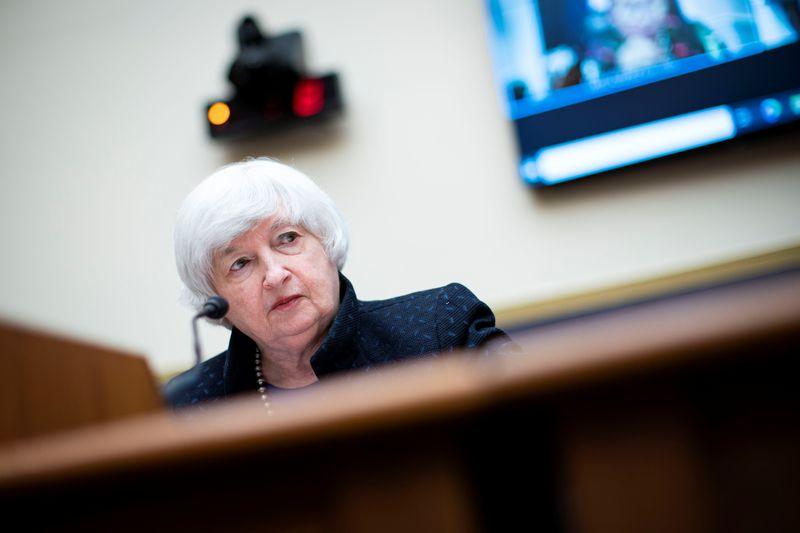 Yellen optimiste sur la ratification de la taxe mondiale aux Etats-Unis